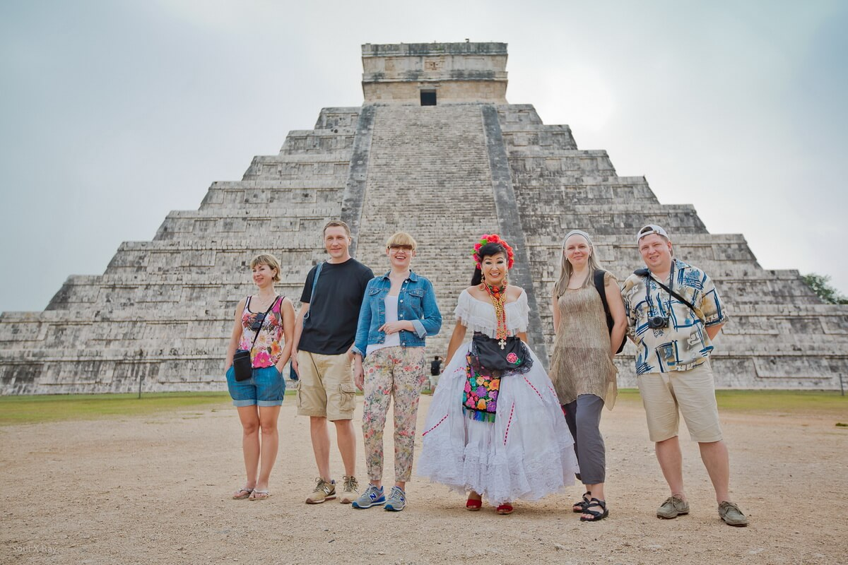 Mexico 10 days. Cenotes & Ocean Diving.