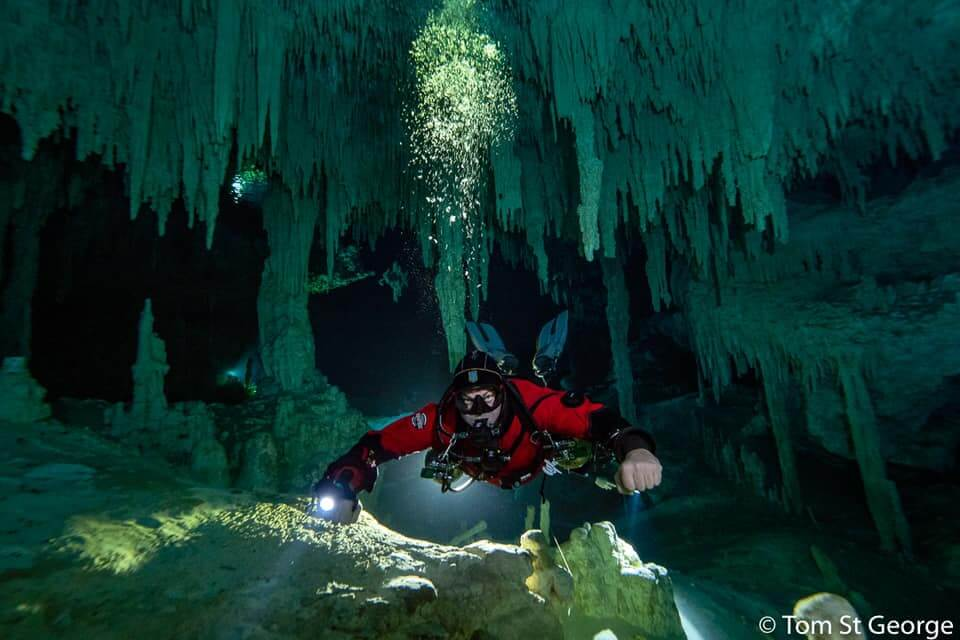 Introductory Cave Diver IANTD
